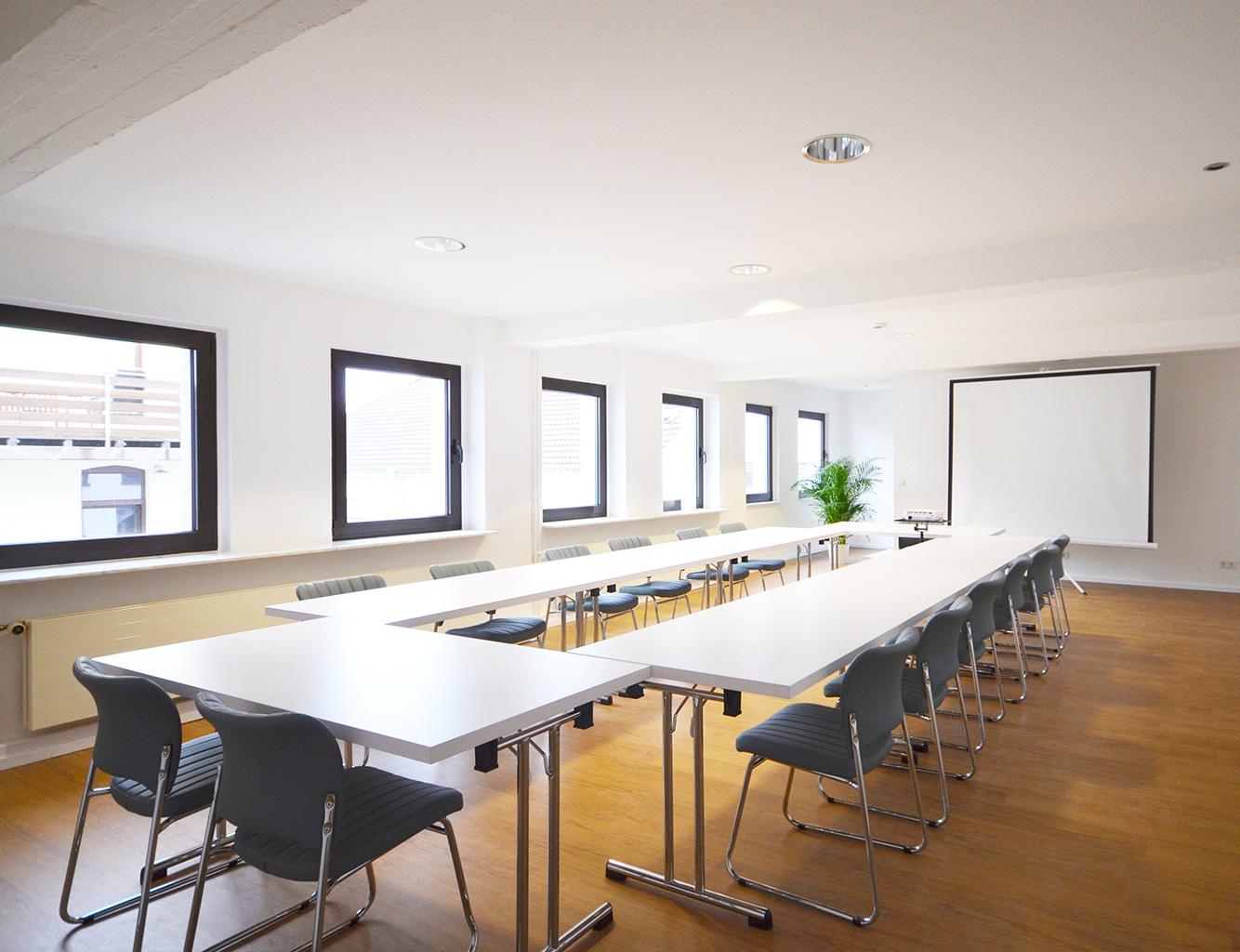 Tagungsräume, Schulungsräume, Konferenzräume, Seminarräume, Braunschweig